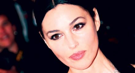 Моника Беллуччи: Мисс Италия