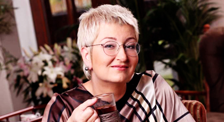 Татьяна Устинова: Три рецепта счастья
