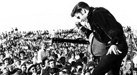 Элвис Пресли: Король, женившийся по любви