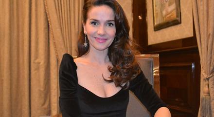 Наталия Орейро снова в России