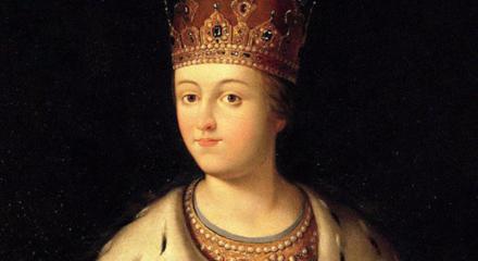 Софья Алексеевна: Мятежная царевна
