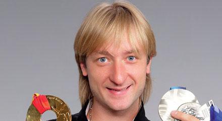 Евгений Плющенко: пришел, увидел, победил!